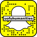 Snachat! Snapcode: uofuhumanities