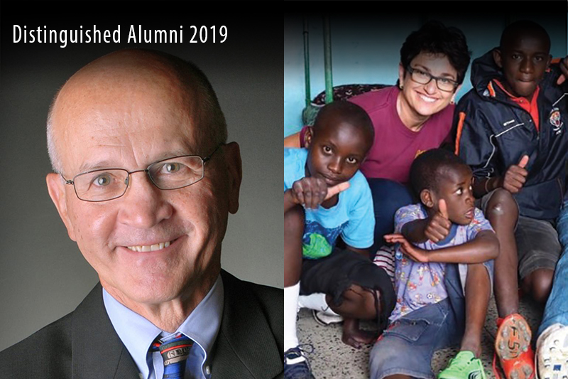 Distinguished Alumni 2019